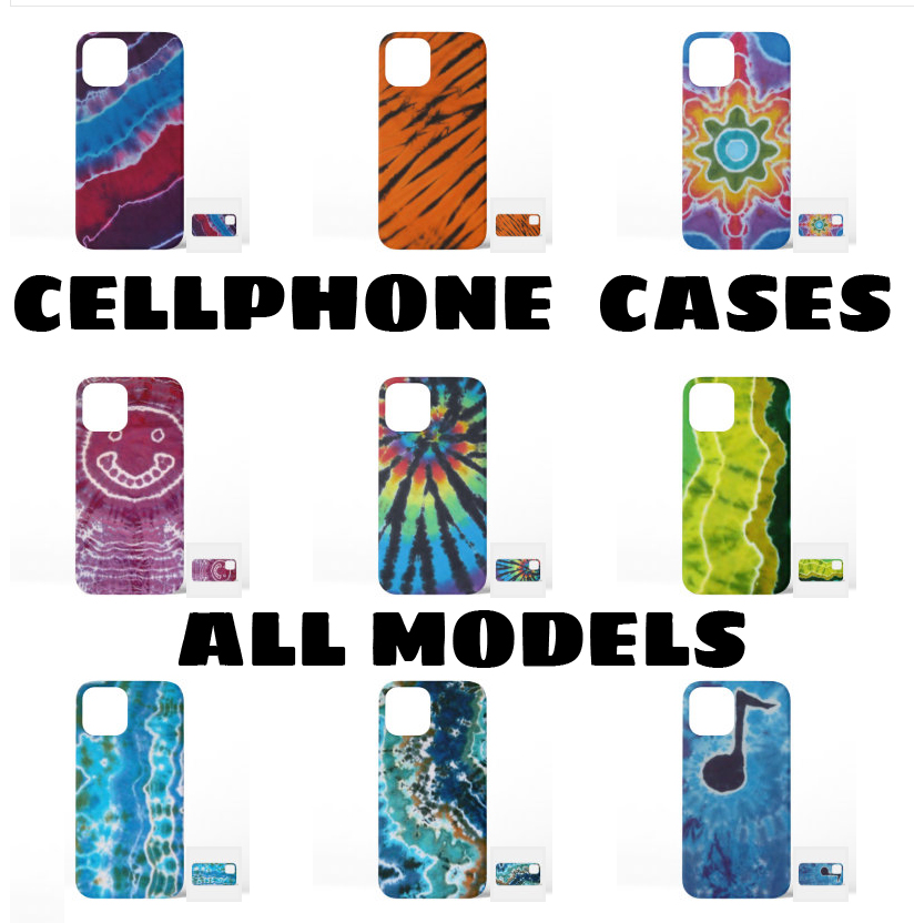 tie dye cell phone cases all models from zazzle